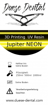 Duese 3D Jupiter Neon 500 ml